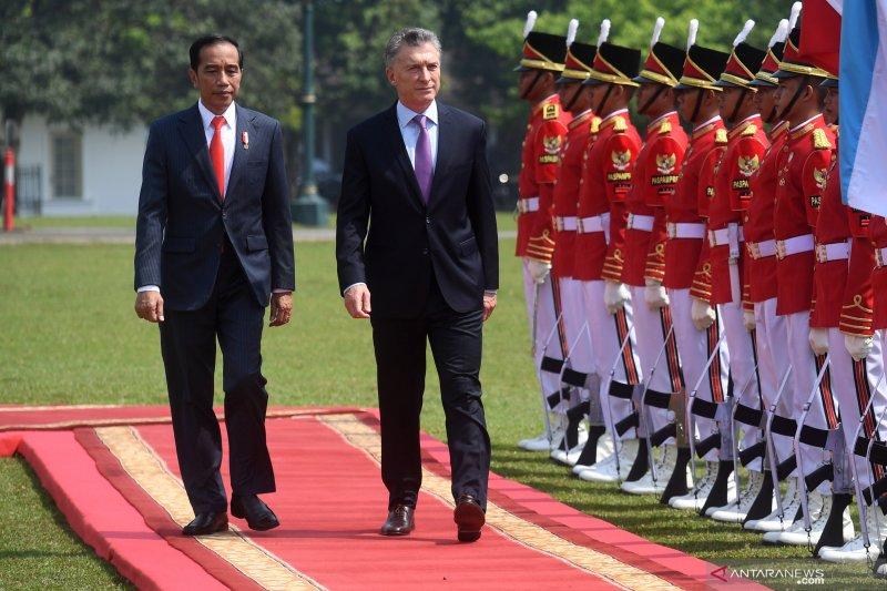 Indonesia-Argentina bentuk WGTI tingkatkan perdagangan