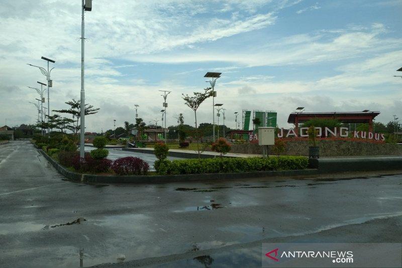 PKL Sport Center Kudus mulai ditariki retribusi