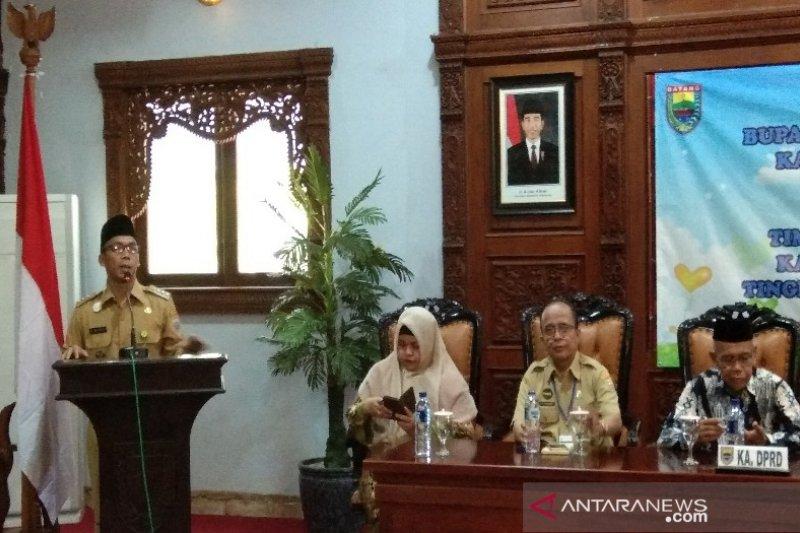 Pemkab Batang targetkan raih KLA 2019
