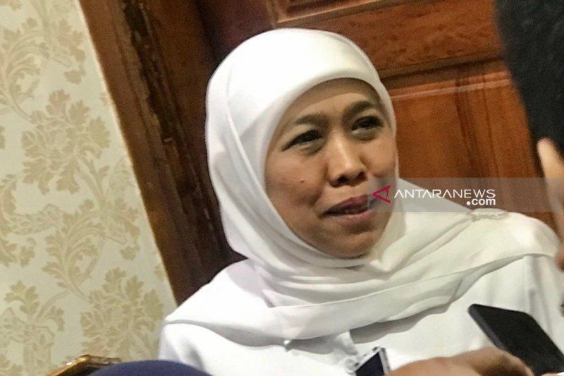 Khofifah tidak hadiri sidang tipikor karena urusi pernikahan putrinya