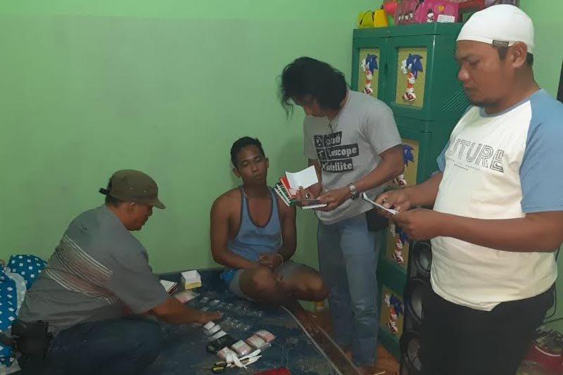 Tiga jaringan narkoba di Kobar dibekuk timsus Polda Kalteng