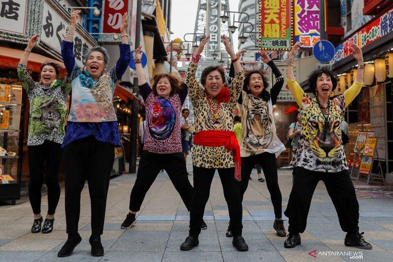 Pandemi virus corona tingkatkan krisis demografi Jepang