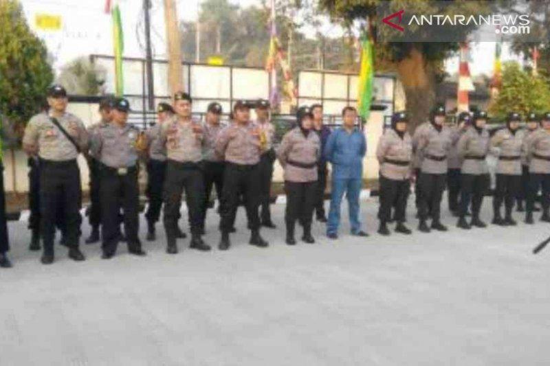 Polisi Bekasi antisipasi massa ke MK