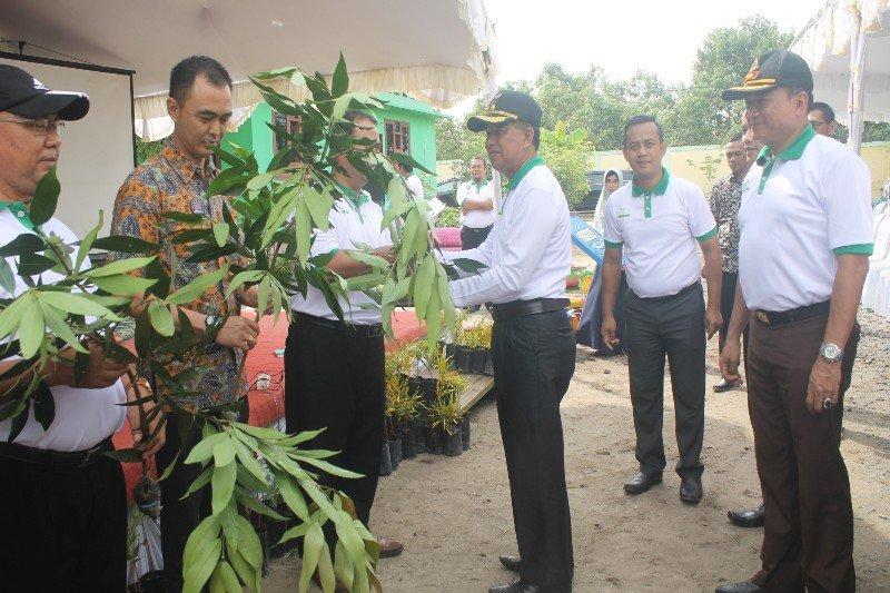 Sukseskan penanaman 25 pohon seumur hidup, kata Wabup Sukamara
