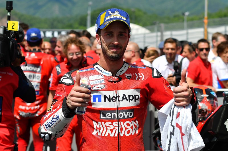 Dovizioso hadapi tantangan berat di GP Ceko