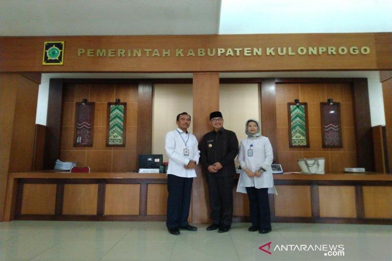 Bupati Hasto Wardoyo dilantik menjadi Kepala BKKBN, Senin (1/7)