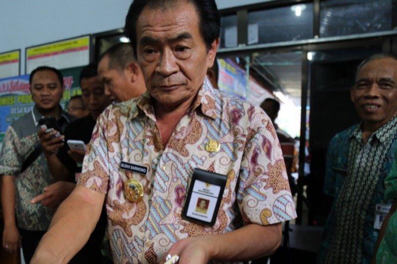 Bupati ajak masyarakat Banjarnegara perangi narkoba