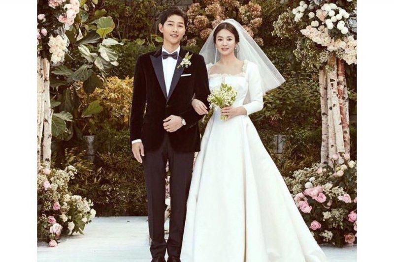 Song Joong-ki dan Hye-kyo dikabarkan sudah tak tinggal bersama di Itaewon