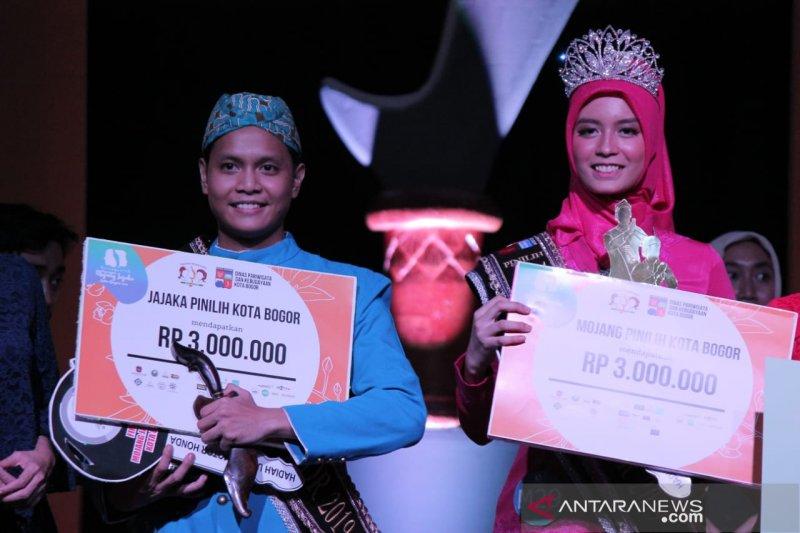 Ini pemenang Mojang Jajaka Kota Bogor 2019