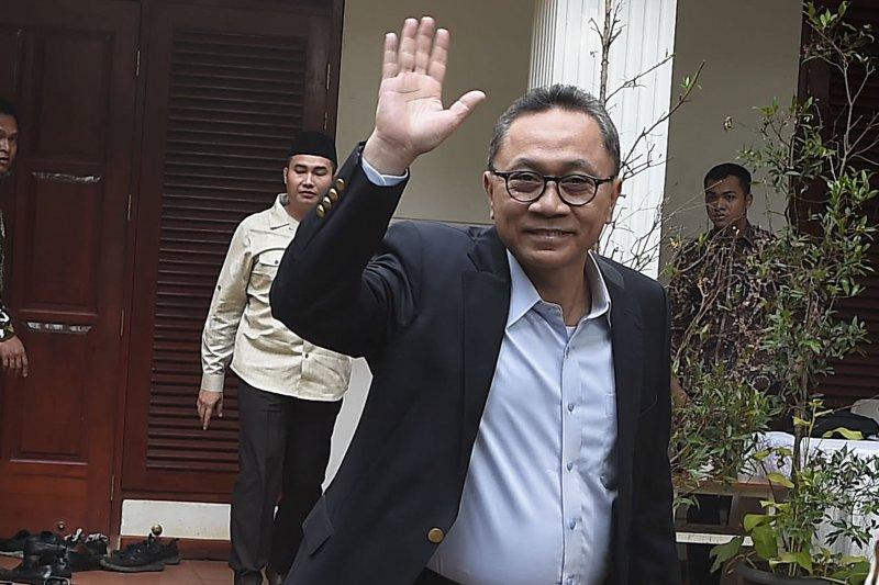 Zulkifli Hasan: Amien Rais pakai bahasa halus terkait Jokowi-Ma'ruf