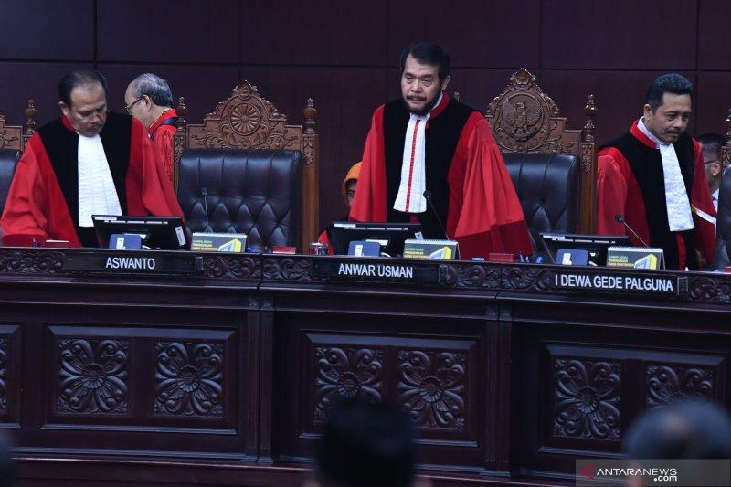 Sidang MK, Mahkamah sependapat dengan KPU terkait Situng