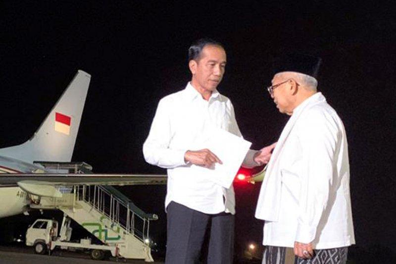 Jokowi sebut putusan MK bersifat final