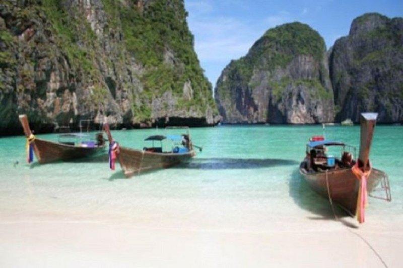 Kementerian: Kunjungan turis asing ke Thailand naik sepuluh persen