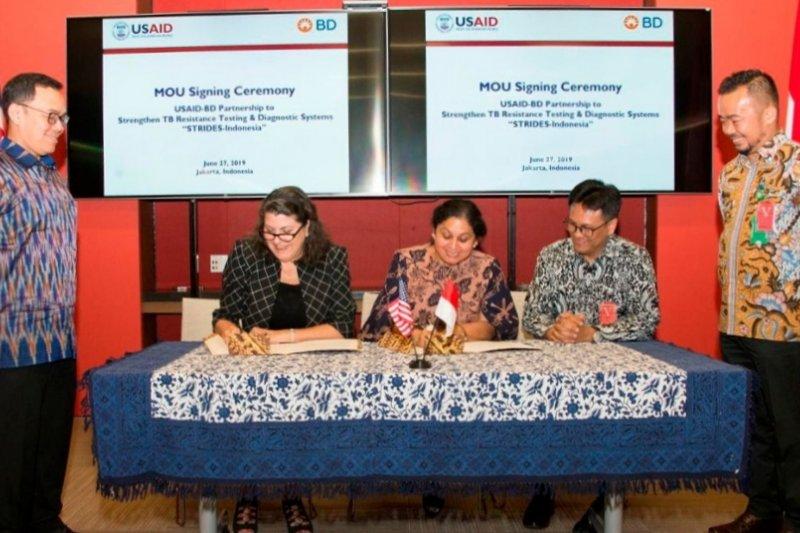 AS-Indonesia perluas kerja sama untuk akhiri tuberkulosis