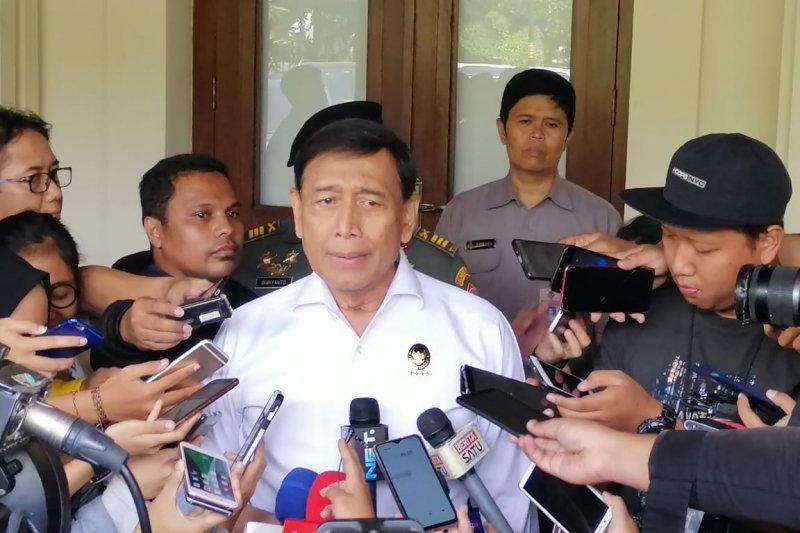 Wiranto: Melanjutkan persaingan politik akan memperlemah bangsa