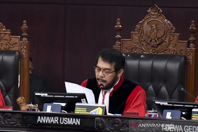 MK tak terima permohonan untuk mendiskualifikasi caleg Demokrat Kapuas