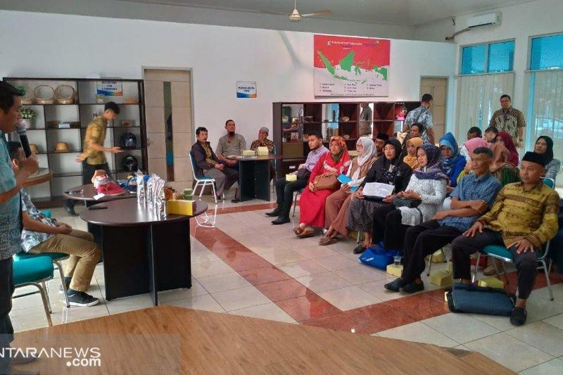 Pengelola Bandara Soekarno Hatta salurkan dana permodalan Rp735 Juta