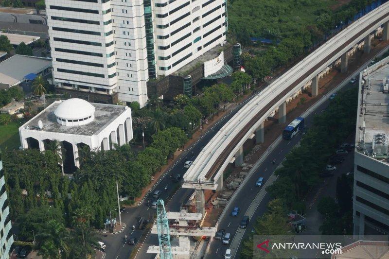 Pembangunan infrastruktur masih menjadi kunci periode kedua Presiden Jokowi