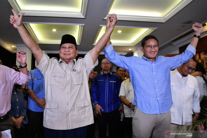Jokowi tidak boleh mengabaikan pendukung Prabowo