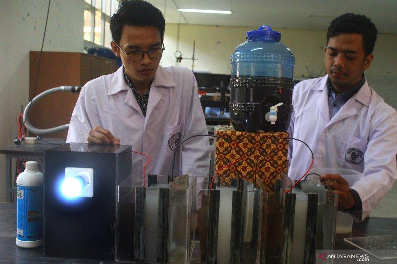 Rilis inovasi teknologi karya mahasiswa