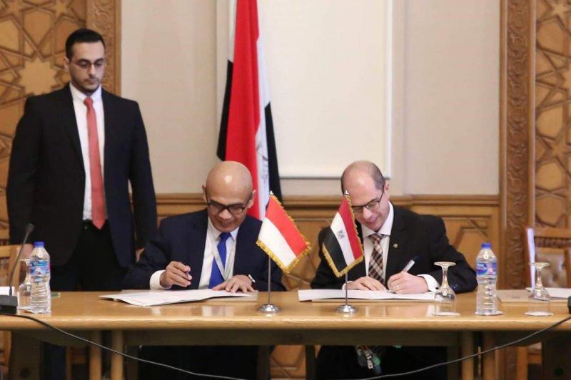 RI-Mesir sepakati peningkatan kerja sama ekonomi