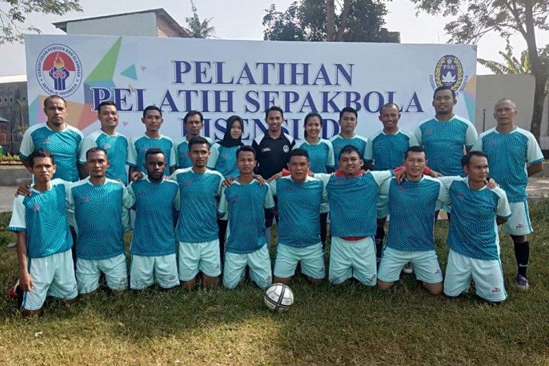 Pemain Persijap Kartini ikuti kursus pelatih berlisensi D nasional