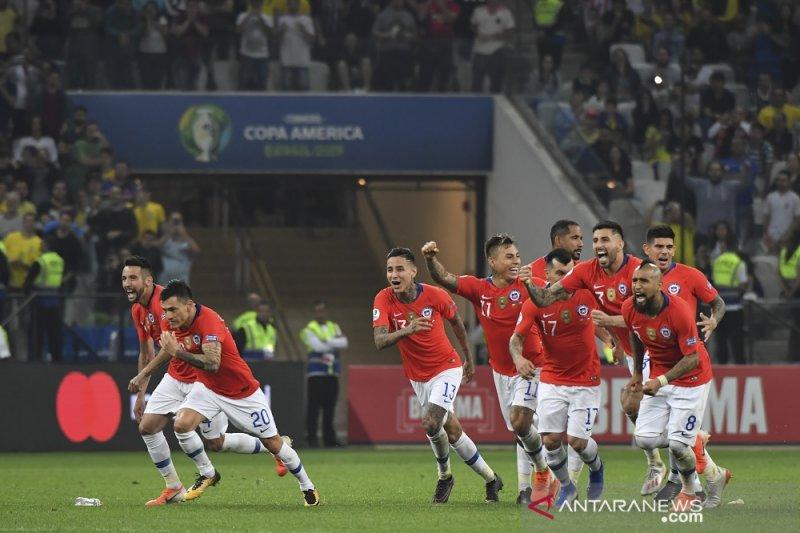 Chile berhasrat buat sejarah Copa America melawan Peru