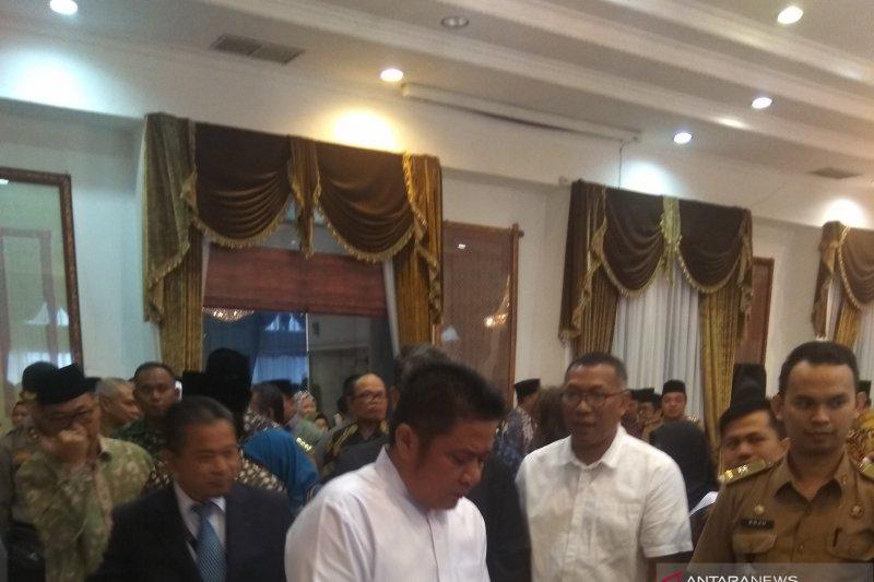 Gubernur Herman Deru minta menu JCH khas daerah