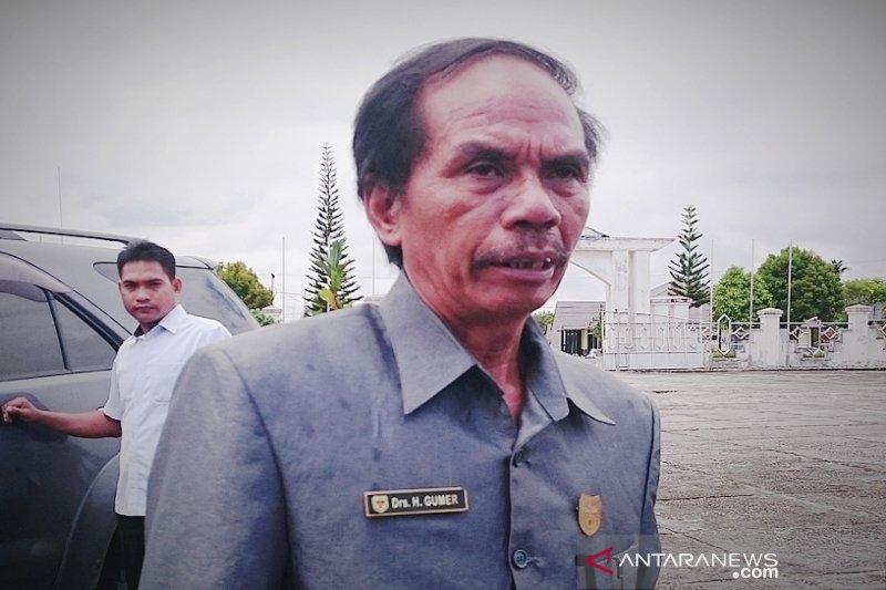 Jadwal pelantikan anggota DPRD Gumas terpilih