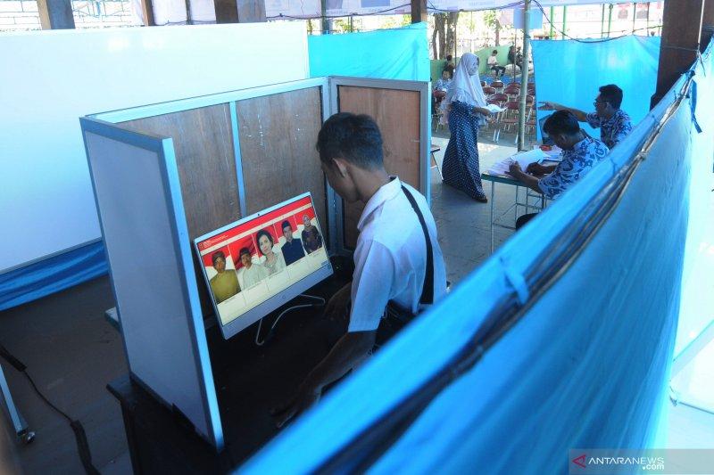 E-voting Pilkades di Boyolali