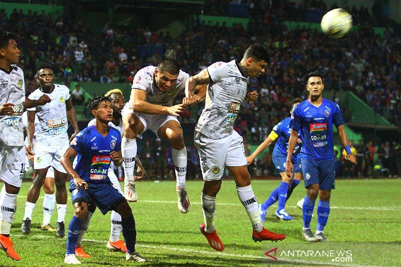 Akhirnya kandas rekor tak terkalahkan PS Tira-Persikabo