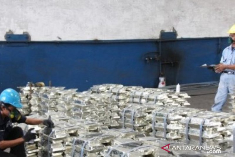 Perusahaan biji timah di Babel belum penuhi regulasi ekspor timah