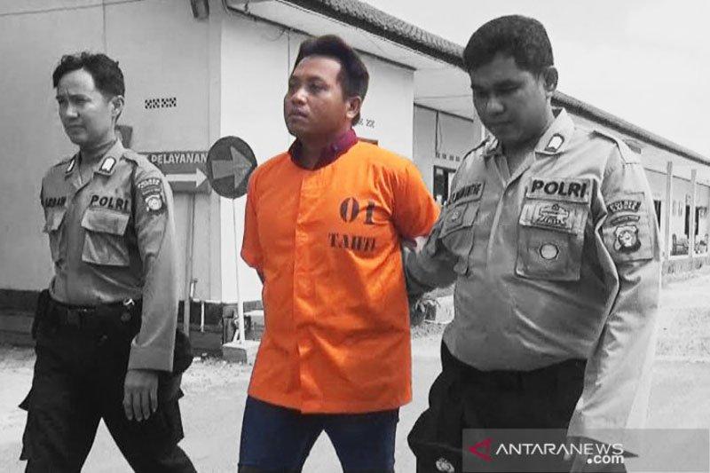 Polisi tangkap sekuriti di Kapuas cabuli anak dibawah umur