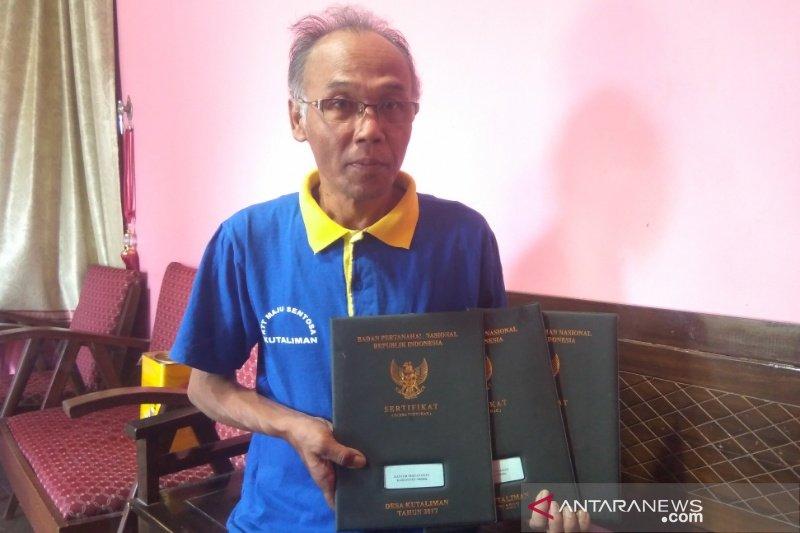 Menggapai harapan dari program sertifikasi tanah melalui PTSL   Oleh Sumarwoto