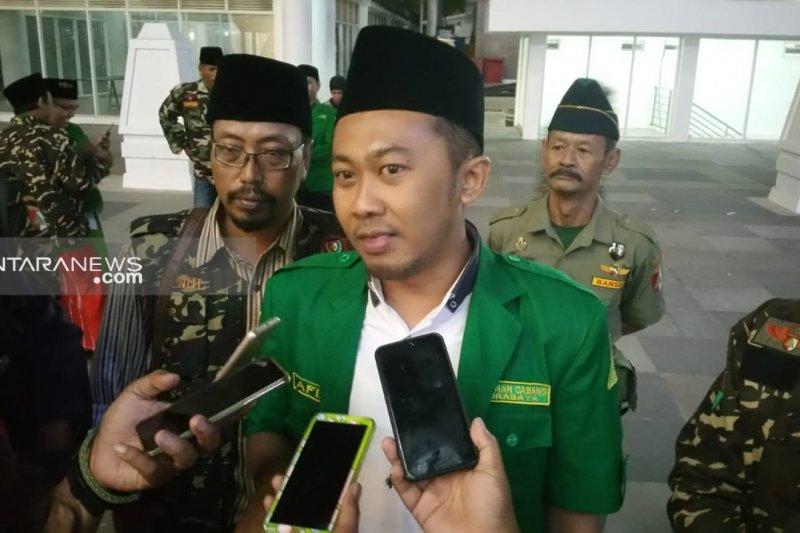 Ansor gelar doa bersama untuk kesembuhan Wali Kota Surabaya