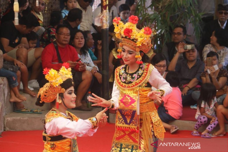Seniman muda tampilkan Gambuh Budakeling di Pesta Kesenian Bali