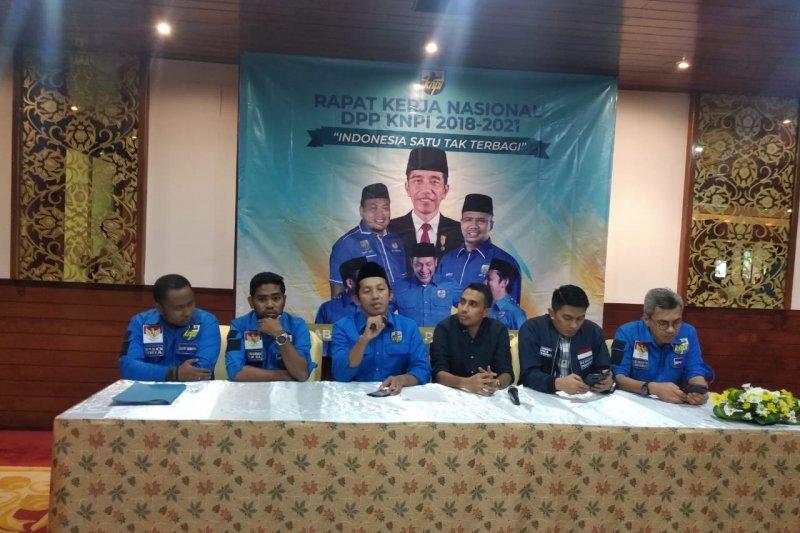 KNPI konsolidasikan pemuda Indonesia kolaborasi dengan Jokowi-Ma'ruf
