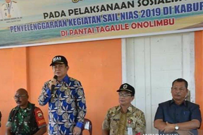 Pemkab Nias mengajak masyarakat sukseskan Sail Nias 2019