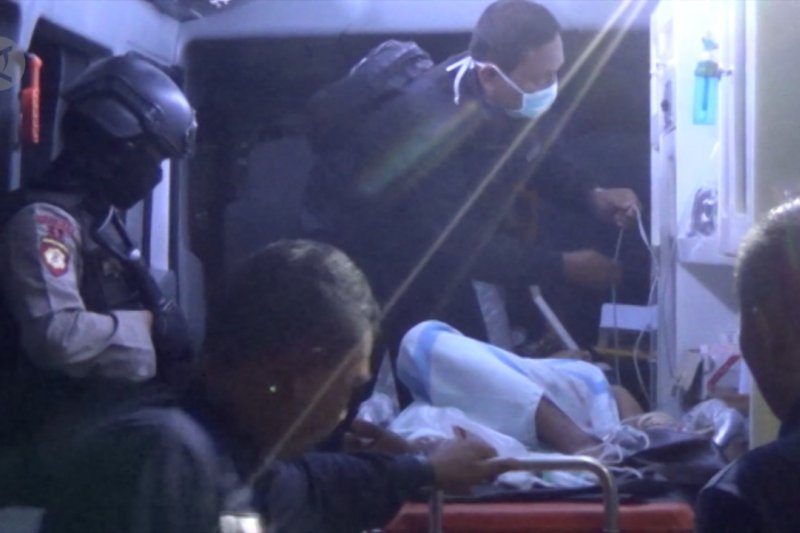 Polri pastikan pelaku bom bunuh diri Kartasura masih hidup