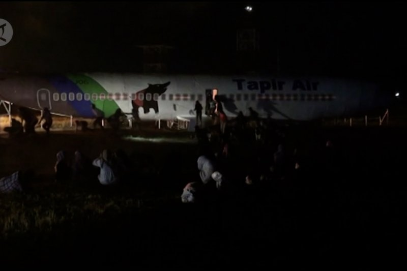 Bandara Adisutjipto gelar simulasi penanggulangan darurat