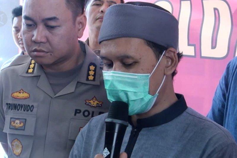 Rahmat Baequni ditetapkan sebagai tersangka penyebar hoaks