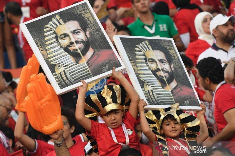 """""""Pasukan Firaun"""" sempurna di Grup A Piala Afrika"""