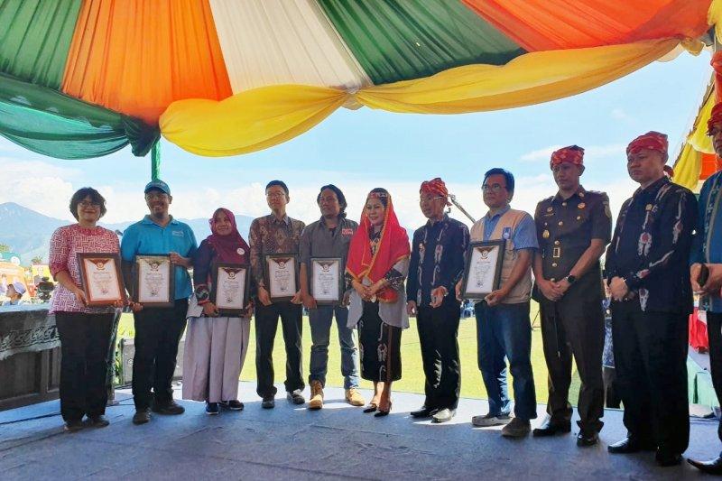 ACT raih penghargaan dari Pemkab Sigi