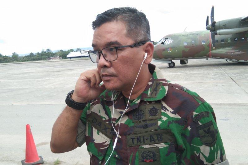 TNI masih terus melakukan pencarian helikopter M 17