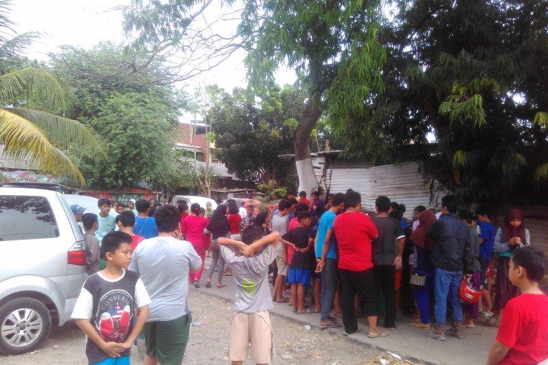 Warga Pejaten Timur Jakarta temukan mayat bayi