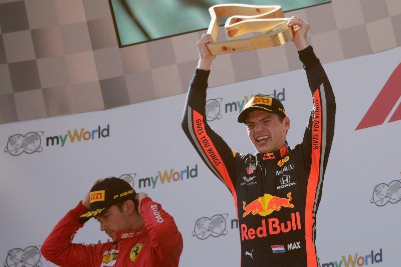 """Ferrari tak ajukan banding terhadap """"ulah"""" Verstappen di GP Austria"""