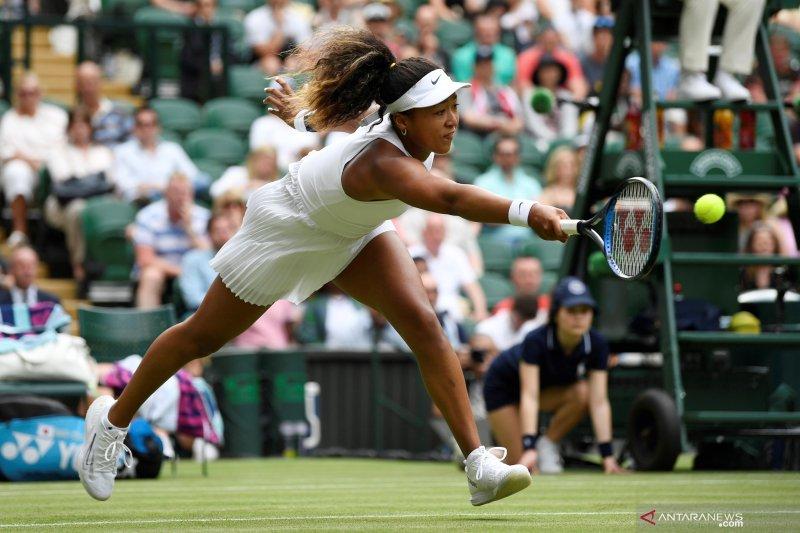 Naomi Osaka kembail ke peringkat satu dunia WTA