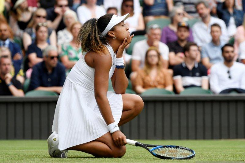 Penyelenggara: Naomi Osaka masih akan bermain di Wimbledon