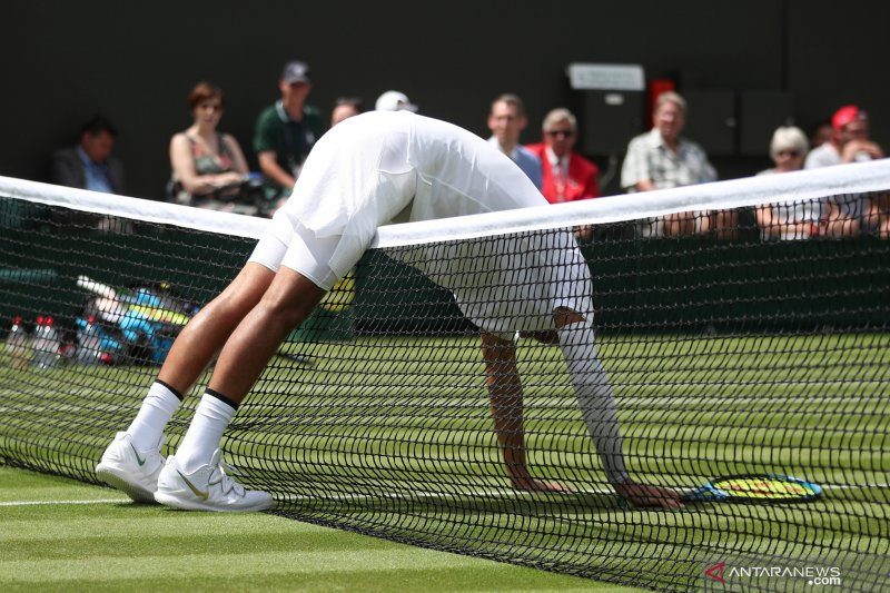 Bungkam Medvedev,  Kyrgios juara ATP Washington Open
