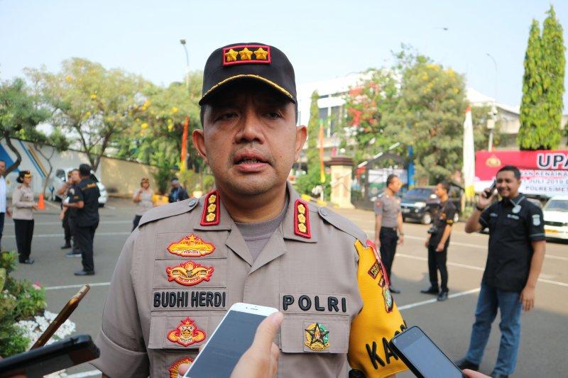 Polisi periksa lima saksi peristiwa penusukan di Pantai Ancol